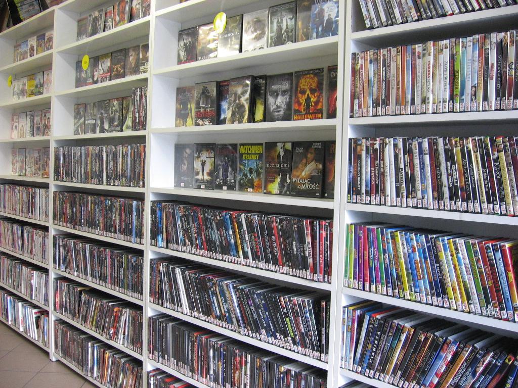 """""""ALFA"""" wypożyczalnia filmów DVD"""